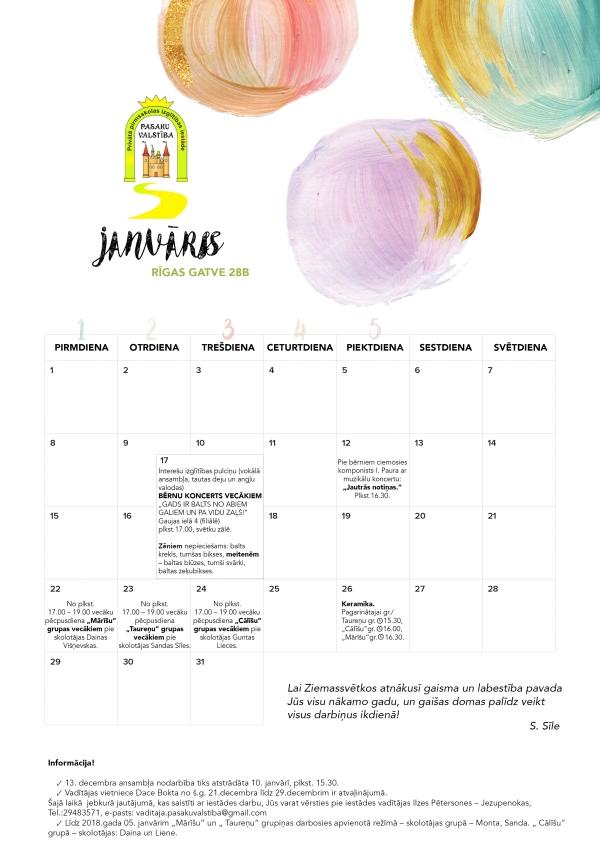 Kalendars Pasaku Valstibai Rigas gatve 01